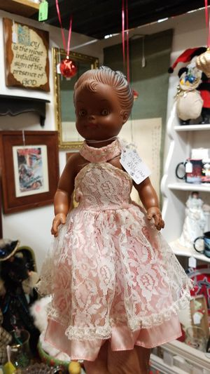 Beautiful Antique Black doll for Sale in Anaheim, CA