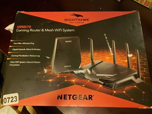 Netgear nighthawk router and wifi for Sale in Fresno, CA