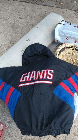 NFL Giants Jacket Large for Sale in Lakeside, AZ