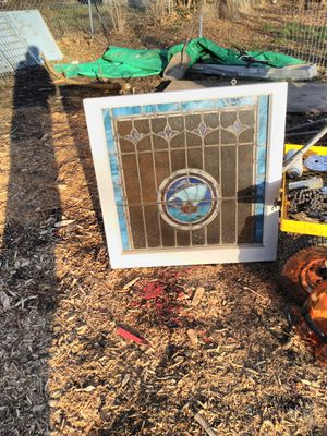 Stained glass window (English glass) for Sale in Columbus, OH