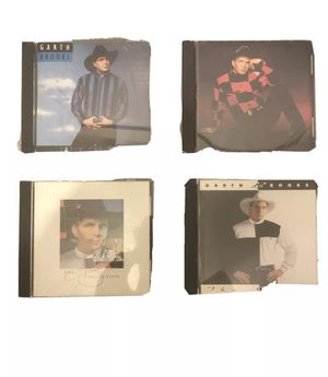 Country Singer Garth Brooks Lot Of Four Cds for Sale in Middletown, CA