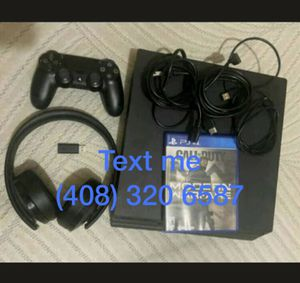 Ps4 pro for Sale in Yuma, AZ