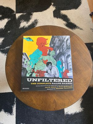 "Ralph Bakshi ""Unfiltered"" book for Sale in Universal City, CA"