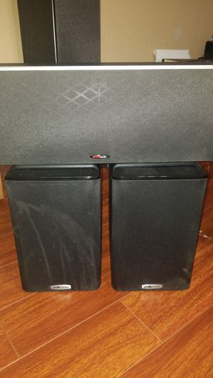 Polk audio homeaudio for Sale in Homestead, FL