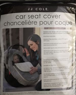 Car seat cover for cold weather for Sale in Hollywood, FL
