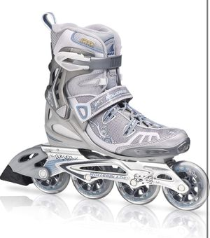 Like new women's size 7 rollerblades for Sale in Tamarac, FL