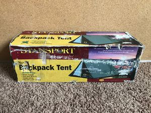 Stansport Scout Backpack Tent for Sale in Bothell, WA