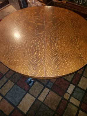 Antique oak table for Sale in St. Louis, MO