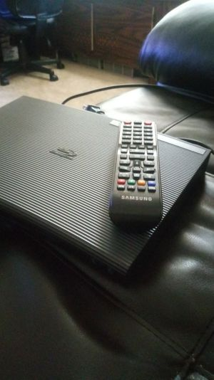 Samsung 1080p HD Smart Blu-ray Player for Sale in New Port Richey, FL