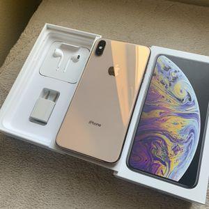 iPhone Xs Max 64GB Unlocked for Sale in Kennewick, WA