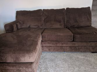 McGregor's sectional couch - Great Deal - $880 for Sale in Iowa City,  IA