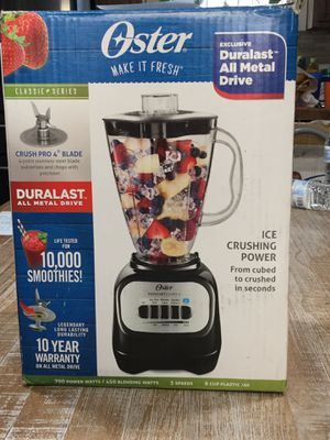 Blenders ice crushing for Sale in Manor, TX