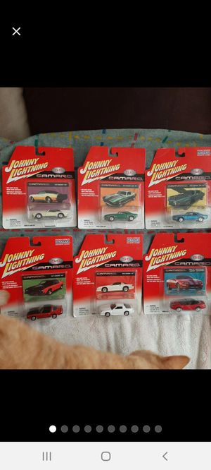 JL Camaro 35th Anniversary Set ●□● for Sale in Williamsport, PA