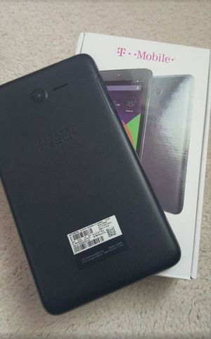 """Alcatel pixi 7"""" OneTouch Tablet for Sale in Springfield, VA"""
