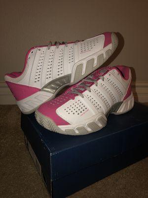 K- Swiss Women's BigShot Light 2.5 Tennis Shoes for Sale in Rancho Cucamonga, CA