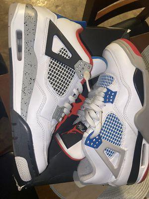 Jordan What the 4s for Sale in Gardena, CA