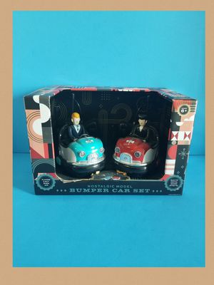 Remote Control Nostalgic Model Retro Bumper Car Set (brand new) for Sale in Sanford, FL