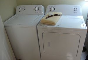 NEW Amana Washer and Dryer Laundry Pair for Sale in Florence, KY