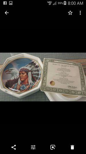 Collector plates for Sale in Soperton, GA