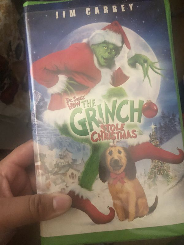 thick dvd, the grinch, powerpuff girls, ice age, arthur