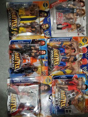 Wwe 2 pack wrestlers for Sale in Winter Haven, FL