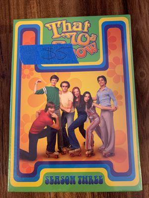 That 70's show season 3 for Sale in Milton, FL