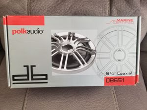 Speakers - Brand New in Box - Polk Audio for Sale in Knoxville, TN