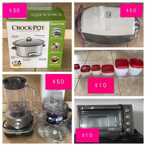 Kitchen Appliances - Read Description for Sale in Gibsonton, FL