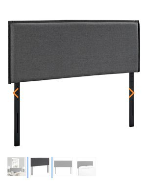 Headboard / king size bed for Sale in Chicago, IL