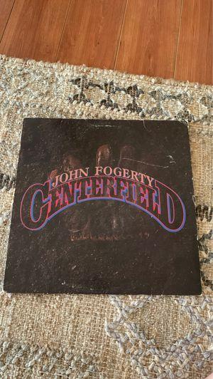 John Fogerty Centerfield Vinyl for Sale in Los Angeles, CA