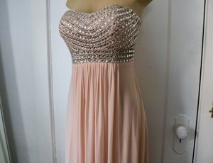 Blush Pink Bridesmaid/Prom Dress for Sale in Oakland, CA
