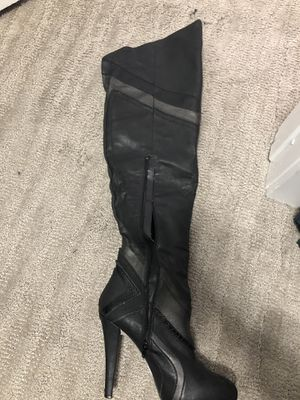 Thigh high boots for Sale in Salt Lake City, UT