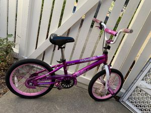 "Pink/Purple Girls 18 "" bike for Sale in Richmond, CA"
