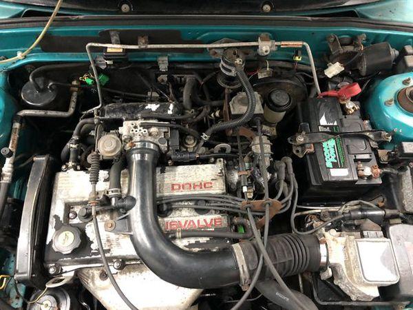 1994 Mercury Capri