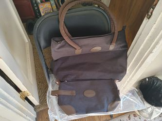 2 PC Canvas Bags Brand New In Perfect Condition for Sale in Monterey Park,  CA
