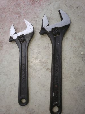 Kobalt adjustable wrenches for Sale in Spring, TX