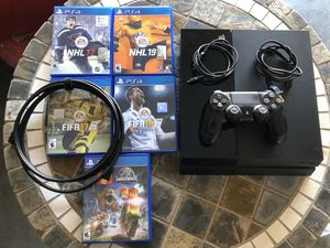 Ps4 for Sale in Corona, CA