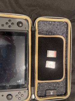 Switch Pro With 2 Games for Sale in Oxford,  CT