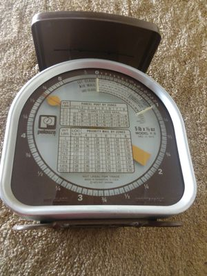 Vintage Pelouze Postage Scale for Sale in Bloomington, MN