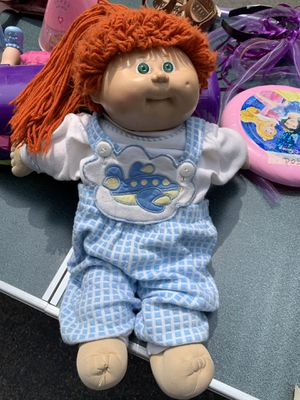 Original Cabbage Patch Kids doll for Sale in Pemberton, NJ