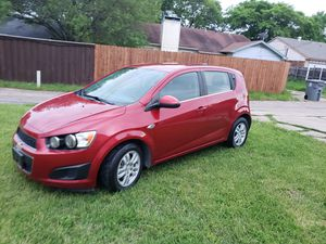 2014 CHEVY SONIC LT. for Sale in Dallas, TX