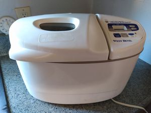 West Bend automatic bread and dough maker for Sale in San Diego, CA