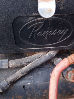 Ramsy Winch for Sale in Gridley,  CA