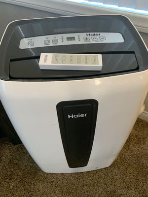 Haier portable A/C and Heater with dehumidifier for Sale in HUNTINGTN BCH, CA