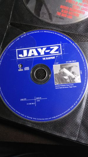 "Jay Z ""The Blueprint"" 1st Edition original debut record CD, great condition disk! for Sale in Las Vegas, NV"