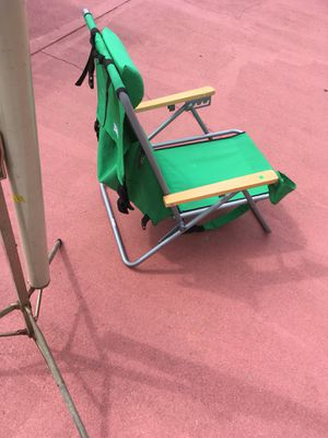 Beach chair for Sale in Port Richey, FL
