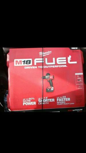 Milwaukee M18 fuel for Sale in Hyattsville, MD