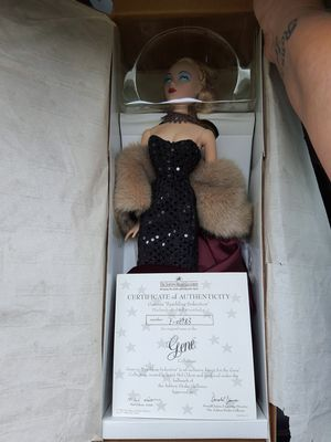 Gene collectors doll for Sale in Grand Prairie, TX
