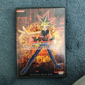 Yu-Gi-Oh! Trading Card Game: Duel Master's Guide for Sale in Piscataway, NJ