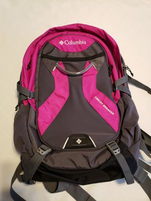Columbia day pack laptop backpack for Sale in Fontana, CA